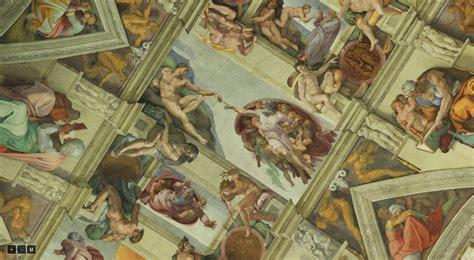 Sistine Chapel Ceiling Tour 360 by Sistine Chapel Tour Bagofnothing