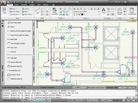 tutorial autocad mep autocad mep drawings