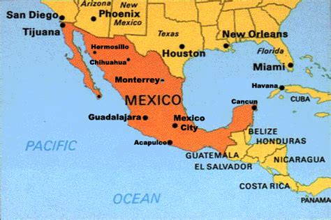 mexico on the map explosion at fireworks market in mexico at least