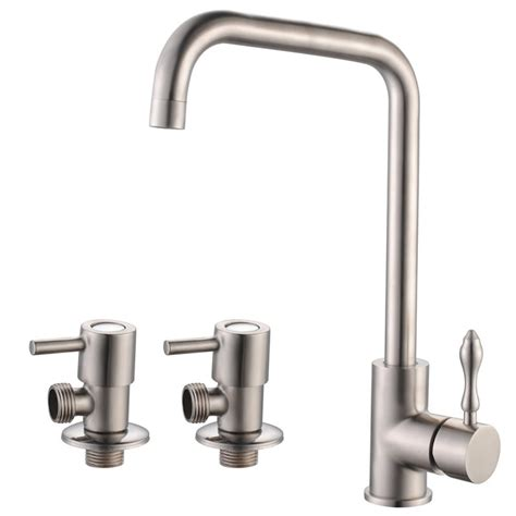 high quality advanced sus304 stainless steel faucet lead