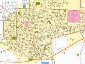 map of odessa odessa map