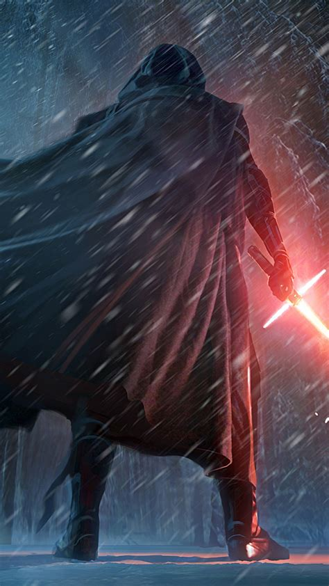 Kylo Ren Wallpaper Hd Iphone 6 | star wars the force awakens iphone wallpapers mid