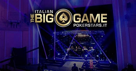 the big game pokerstars tv gioconews poker big game pokerstars ecco i poker