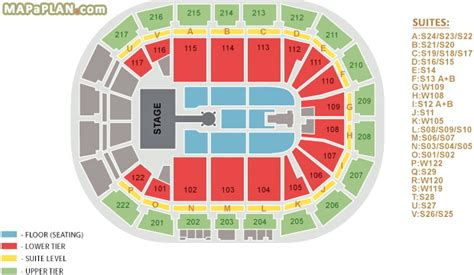 manchester arena floor plan manchester arena seating plan detailed seat numbers