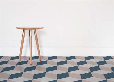 pink pattern vinyl flooring cube atrafloor
