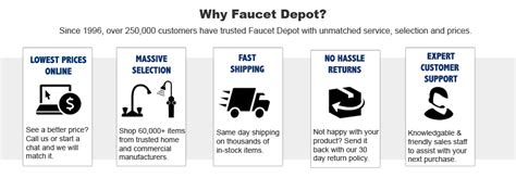 Faucet Depot Coupon by Lavatory Widespread Faucets On Sale At Faucet Depot