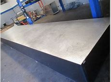 Newport RS4000 24'x5x2' Damped Optical Table Tuned ... Lsig