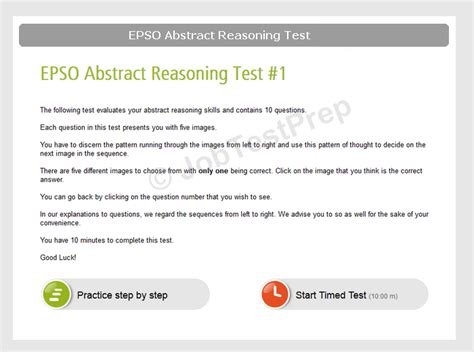 epso test epso abstract reasoning exles tips practice for eu