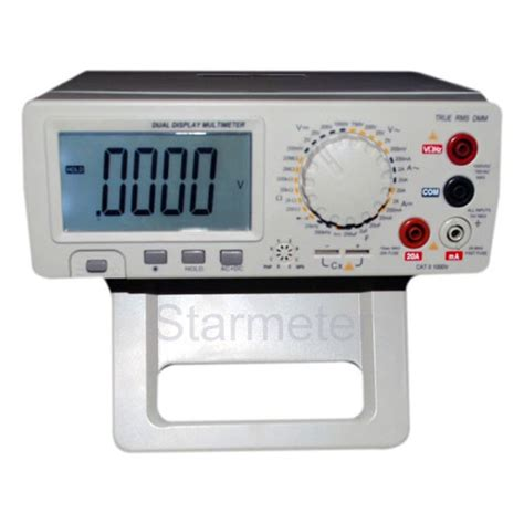 bench meter bench multimeter