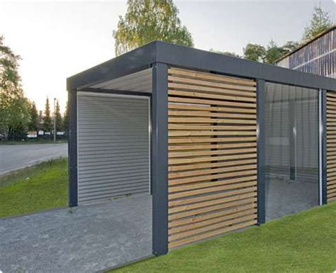Car Port Plans by Le Carport En Bois Carport Garage