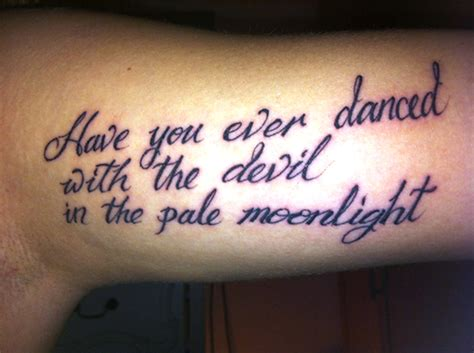quote tattoo for men inner arm quotes quotesgram