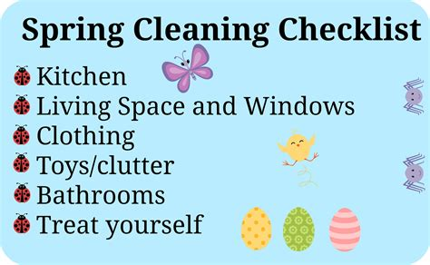 spring house cleaning spring cleaning guide home maid simple