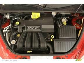 2001 Chrysler Pt Cruiser Engine 2001 Chrysler Pt Cruiser Standard Pt Cruiser Model Engine