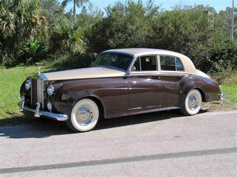 1959 Rolls Royce by 1959 Rolls Royce Silver Cloud For Sale Classiccars