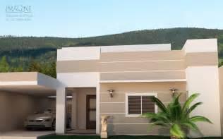 Fotos de fachadas de casas modernas e pequenas decorando casas