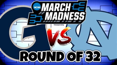 Georgetown Mba Vs Unc Mba by March Madness All Time Tournament All Time Georgetown Vs