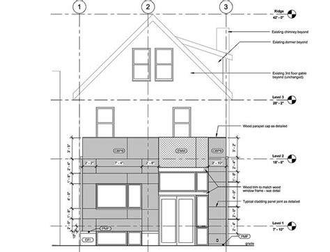house dimensions every house should have roof overhangs except when they