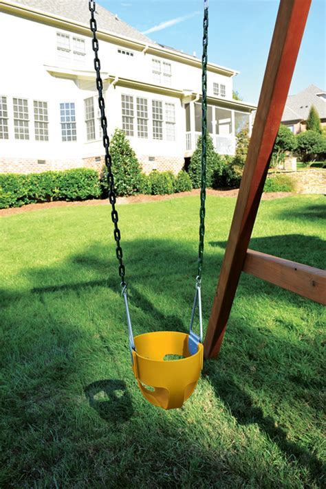 baby play swing rainbow play systems gallery troy custom swing sets