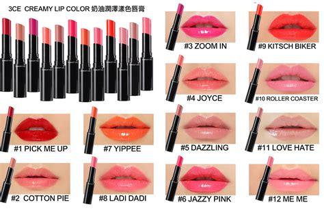 3 Concept Lip Color 906 3 5g 3ce lip color