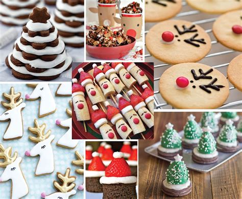 cute christmas desserts 10 super cute christmas treats to make at home the style