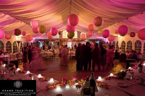 Paper Lanterns & Wedding Decorations: a collection of