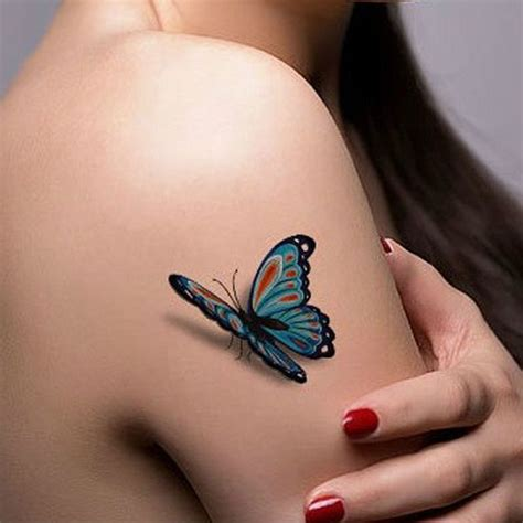 butterfly 3d tattoos 31 3d butterfly tattoos