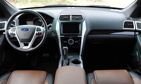 2011 Ford Explorer Interior by Drive 2011 Ford Explorer Autoblog