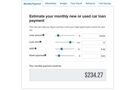 auto loan calculator car loan calculators to help you shop roadloans
