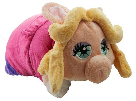 Boy Pillow Pets by Miss Piggy Pillow Pet Soft Plush Disney Channel The