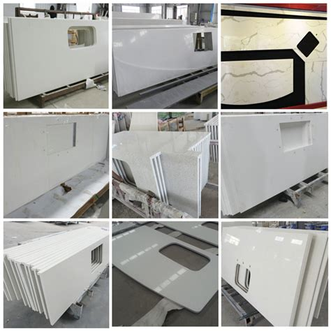 pre cut quartz countertop quartz manufacturer