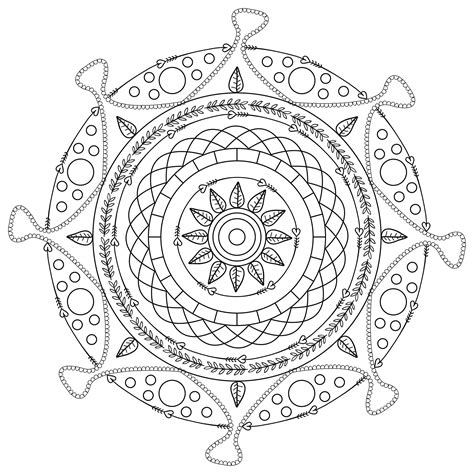 mandala coloring pages zen mandala to print and color mpc design 9 zen anti