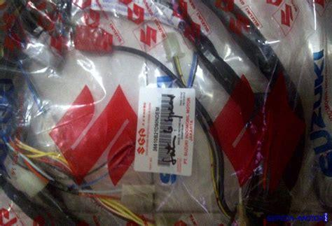 Saklar Kiri Kanan Thunder 125 Kw 1 berapa harga kabel suzuki thunder 125 orisinal