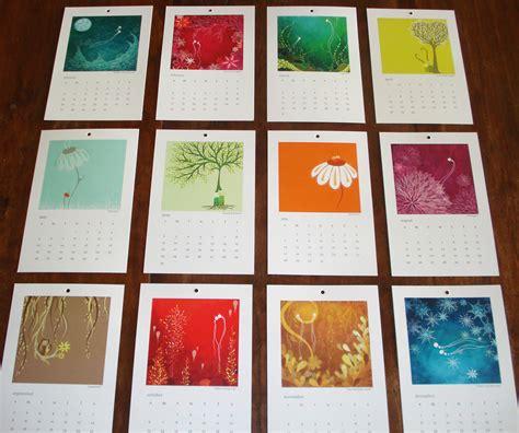 Just Sell Calendar Moss Limited Edition 2013 Calendars