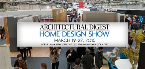 architectural digest home design show march 2015 nyceiling inc decoration of walls and ceilings stretch