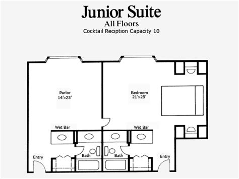 elara las vegas junior suite floor plan las vegas hotel junior suite