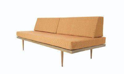 retro danish modern daybed sofa mid century danish modern vintage daybed sofa new upholstery