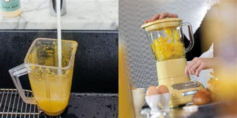 Blender Untuk Blend guna 2 bahan mudah ini je untuk cuci blender yang