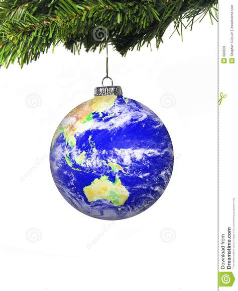 christmas globe stock photo image of landscape terrain