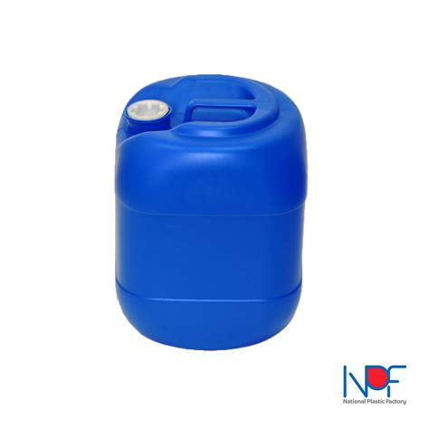 Square Outer jerry can 20 liter square outer inner thread national