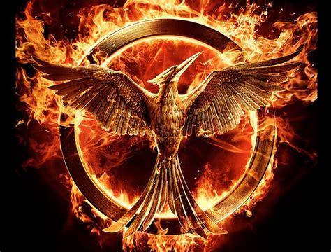 hunger games themes and symbols bookmark dragon book to theme park the hunger games