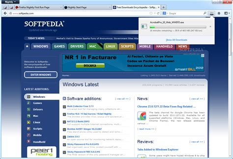firefox themes mx4 no australis in firefox 19 nightly softpedia