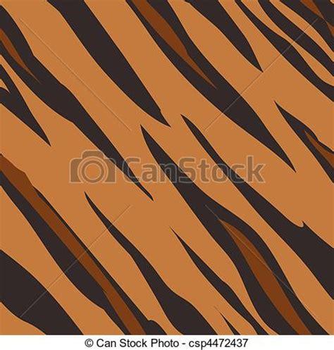 tiger pattern seamless vector tiger skin seamless tiling animal print royalty free