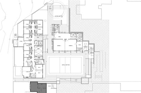student accommodation floor plans robert menzies college student accommodation allen jack