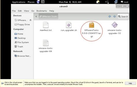 kali linux install vmware tutorial install vmware tools in kali linux technig