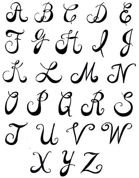 Drawing Letters by Creative Alphabet Letters To Draw Letters Exle