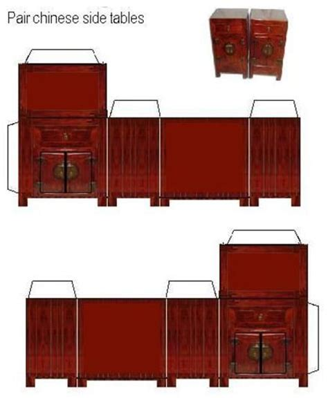 printable house furniture 211 best art deco dollhouse images on pinterest doll