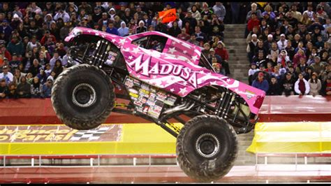monster truck music madusa theme song youtube