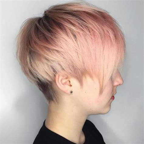beautiful bob haircut with nape part 2 gorgeous bob by 60 gorgeous long pixie hairstyles