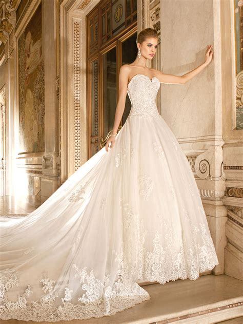 Cathedral Wedding Dress by Wedding Dresses Cathedral Length Wedding Dress