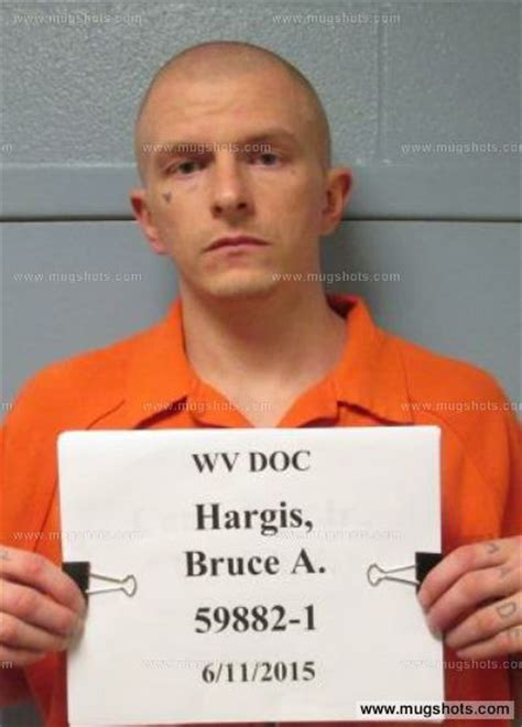 Cabell County Arrest Records Bruce A Hargis Mugshot Bruce A Hargis Arrest Cabell County Wv